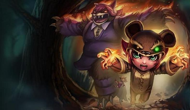 The Summoner's Guidebook: Yes, I've seen your bear Tibbers