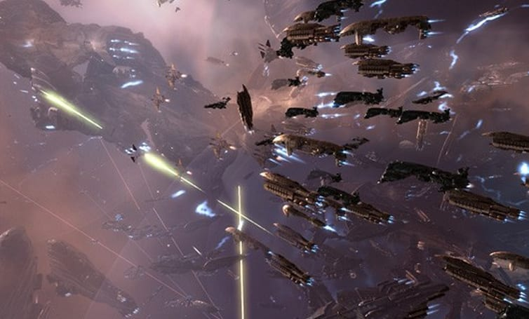 EVE Online seeks tourney commentators, plans dual character training for Odyssey
