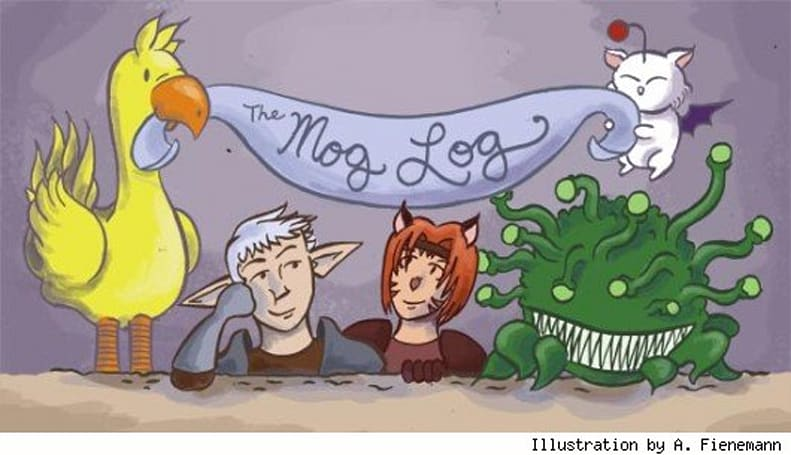 The Mog Log: Two years of spinning wheels in Final Fantasy XIV