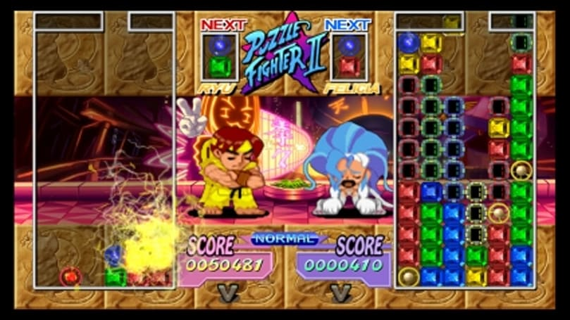 Super Puzzle Fighter II Turbo HD Remix busts jewels on August 30th