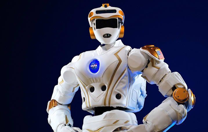 NASA is developing better gears to make tougher robots