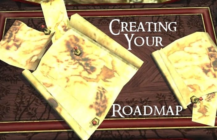 The Road to Mordor: Creating your roadmap