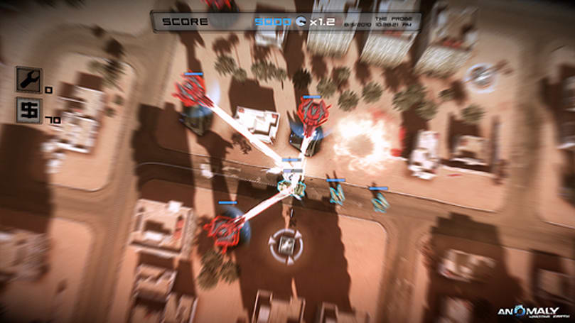 Anomaly: Warzone Earth debuts on Kindle Fire, took one guy two weeks to port
