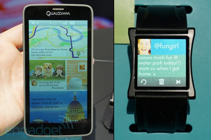 Qualcomm demos next-gen 2,560 x 1,440 Mirasol display (hands-on video)
