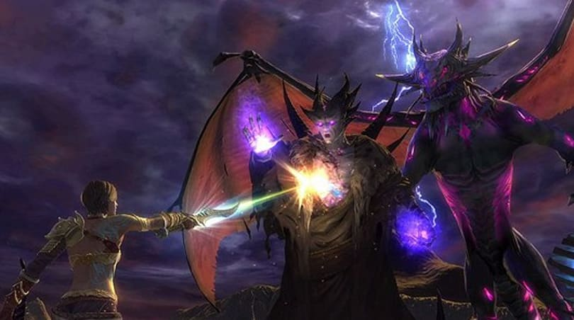 Massively Exclusive: RIFT's 2.1 Eternal Eclipse raid revealed