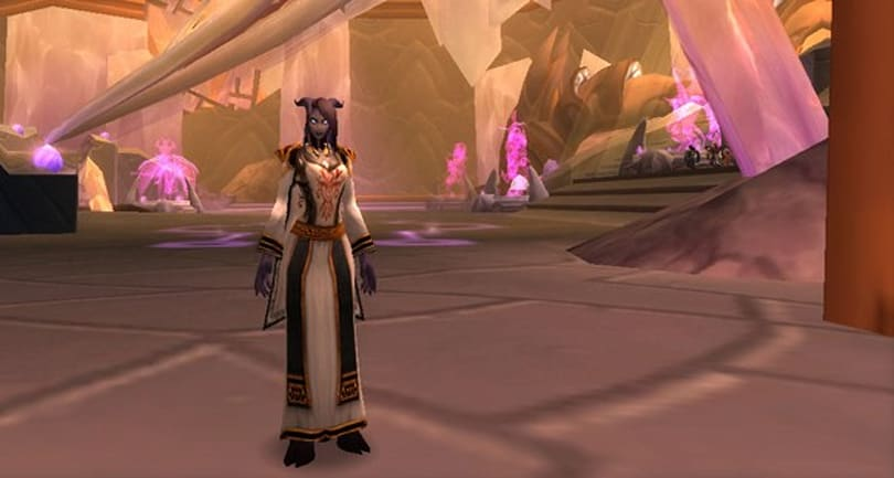Know Your Lore: The draenei and deep time