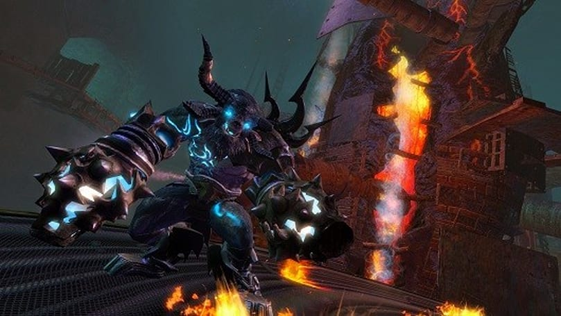 Flameseeker Chronicles: April's Guild Wars 2 patch brings custom arenas, spectator mode, and a living story dungeon