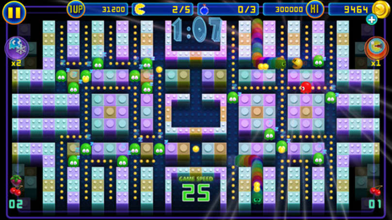 Pac-Man Championship Edition DX going free-to-play on iOS