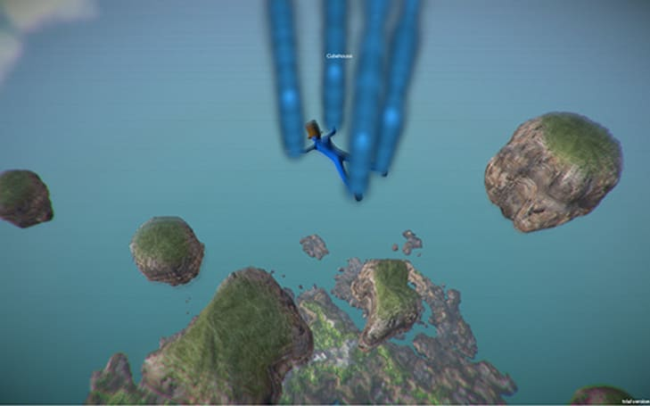 Skydieving creator nDreams has PS4, Oculus Rift plans for 2014