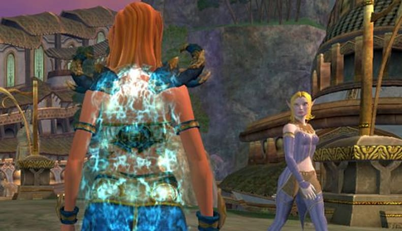 EverQuest II posts a preview for Chains of Eternity on the last day to pre-order