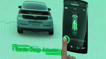 Chevy Volt to get iPhone, BlackBerry apps