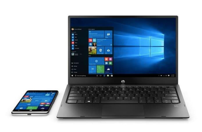Meet HP's Elite X3, a Windows Phone with a wireless lapdock