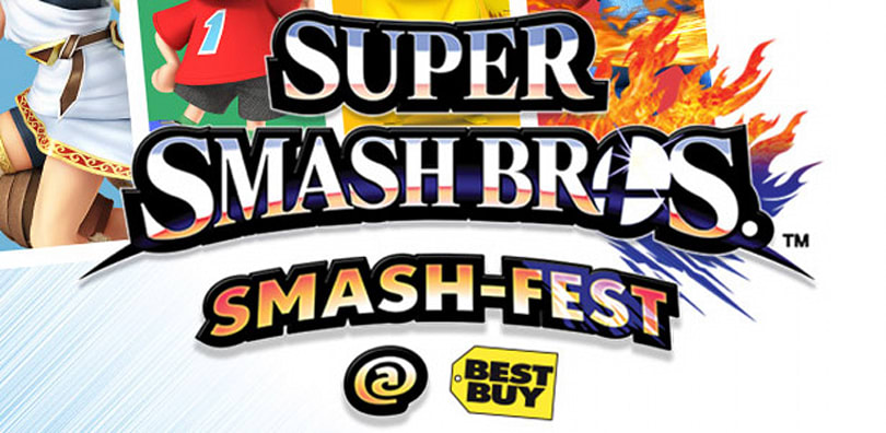 Wii U Smash Bros. (might be) coming to a Best Buy near you