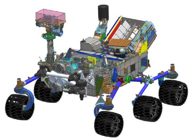 mars rover technical details - photo #14