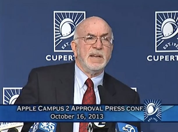 City of Cupertino posts Apple Campus 2 Approval Press Conference on YouTube