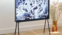 Samsung's designer Serif TV reaches the US for $1,499