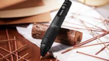 3Doodler's new pro pen 3D prints in wood and metal