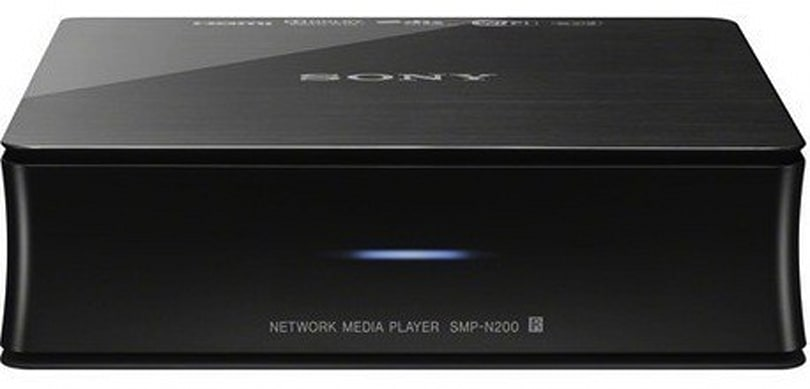 Sony's SMP-N200 player set to take on Roku, Apple TV for $99 next month