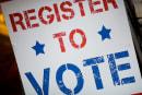 DoorDash delivers voter registration kits to your home