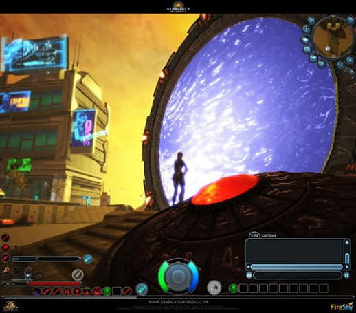Stargate Worlds closed beta announced for October 15