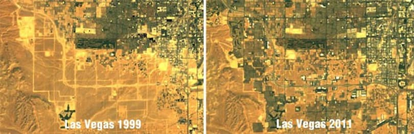 Google fetes 40 years of Landsat with new timelapse videos of Earth
