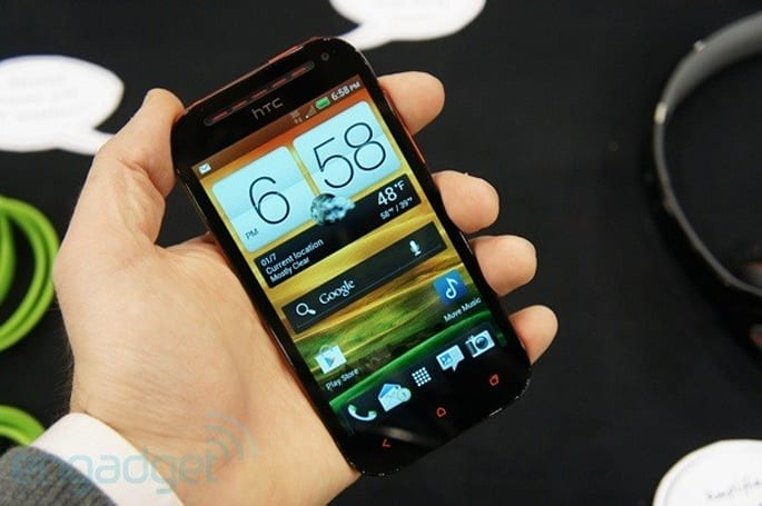 HTC One SV on Cricket 4G hands-on (video)