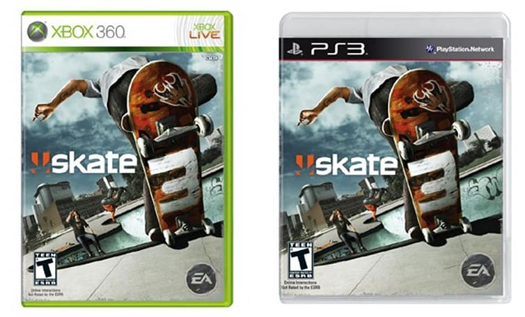 Skate 3 cover revealed (plus: new dev diary and screens)