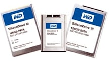 Western Digital recants, announces its SiliconDrive III range of SSDs