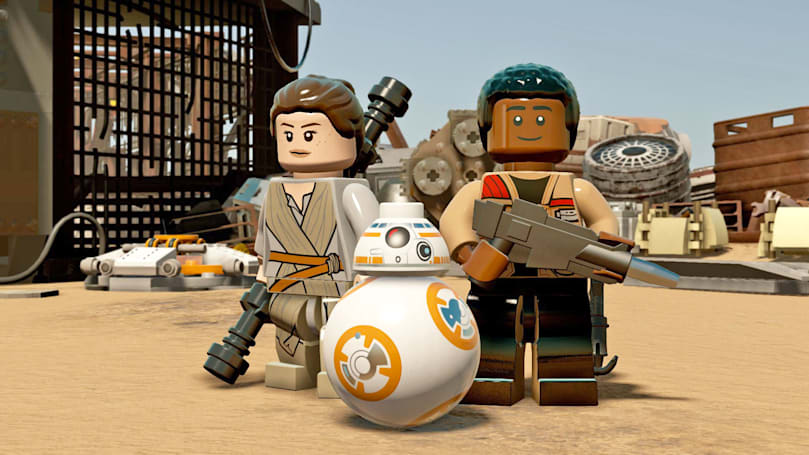 'LEGO Star Wars: The Force Awakens' season pass detailed