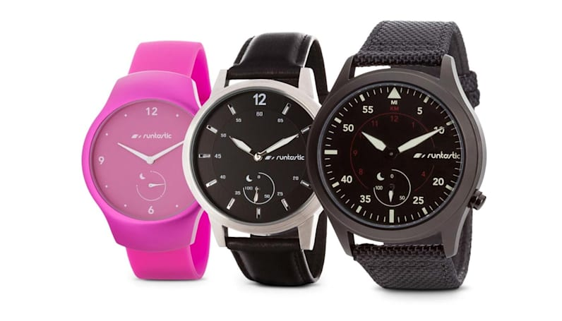 Runtastic takes on Withings with 'Moment' analog fitness watch