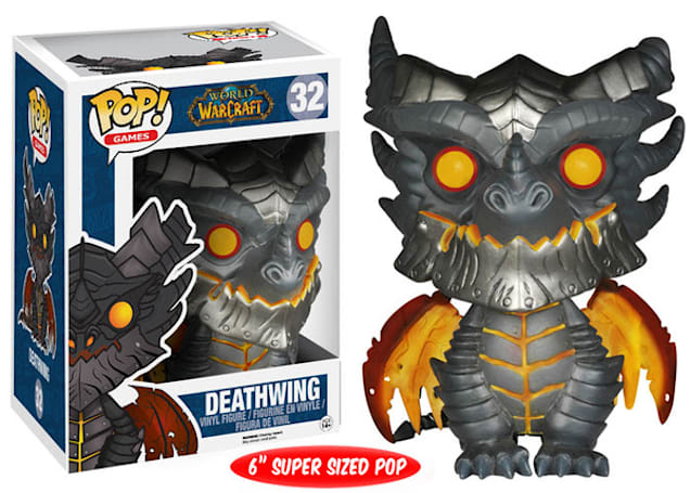 Warcraft reaches max level in adorableness with Funko toys