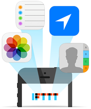 IFTTT now lets iOS users automate their location