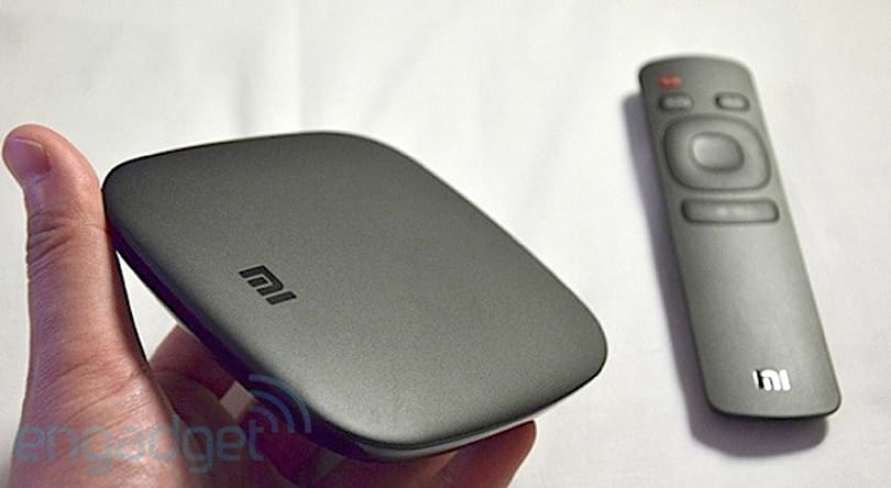 Xiaomi Box launches in a three-city trial on March 19th at a lower price