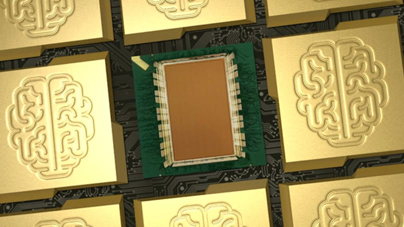 IBM's new supercomputing chip mimics the human brain with very little power