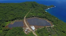 Tesla versorgt komplette Pazifikinsel mit Solarstrom
