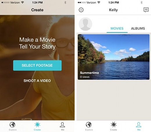 Daily iPhone App: Magisto takes your best camera roll picks and turns them into an eye-catching video