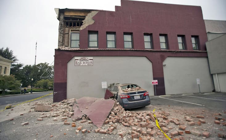 Google puts earthquake data directly in search results