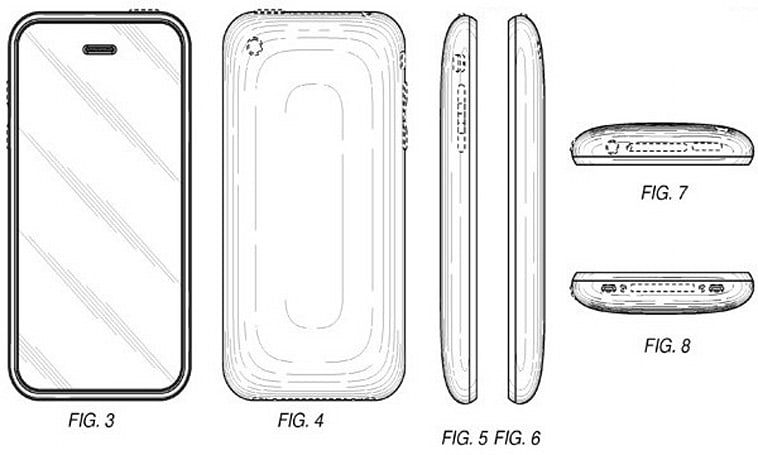 Apple granted design patent for iPhone 3G, 3GS