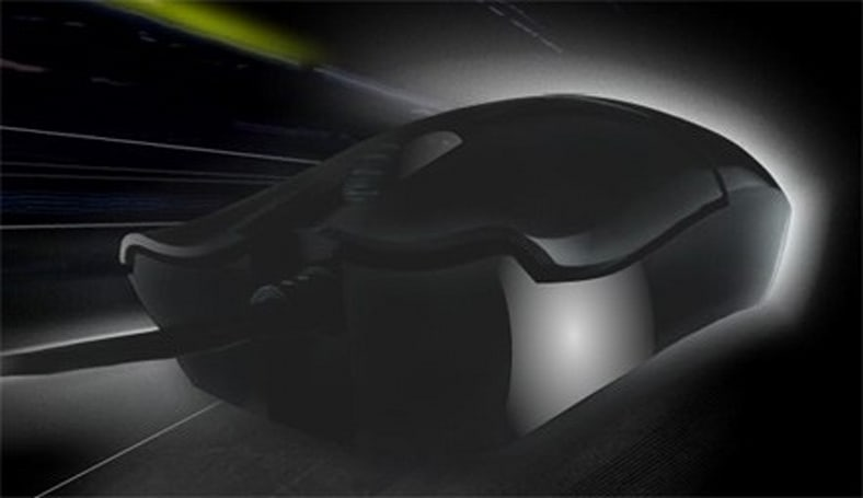 Razer teases CeBIT-bound Speed of (The) Light mouse