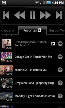 YouTube Remote app released, controls Leanback on GTV or PC from your Android phone
