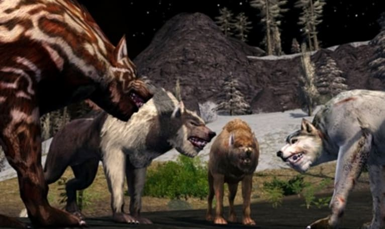 LotRO's Wargs to be stealthy or beefy fighters