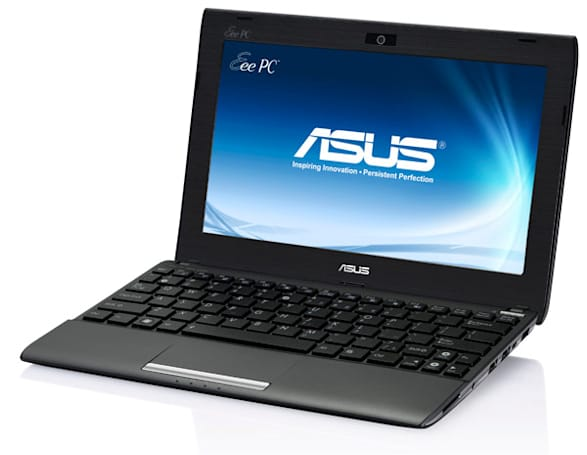 ASUS Eee PC Flare 1025C netbook up for preorder, ships March 10th for $299