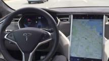 Tesla won't let its cars autonomously drive for Uber or Lyft