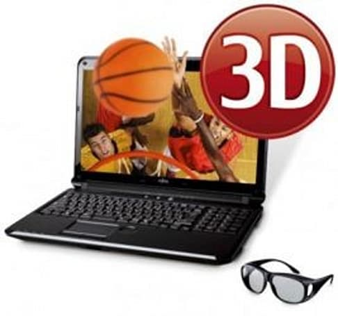Fujitsu LifeBook AH572 starts shipping, Sandy Bridge and 3D for under a grand