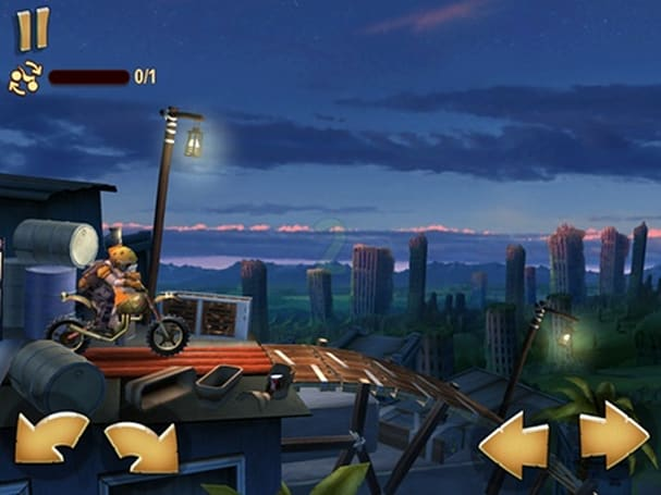 Daily App: Trials Frontier comes to iOS with solid mechanics, freemium features