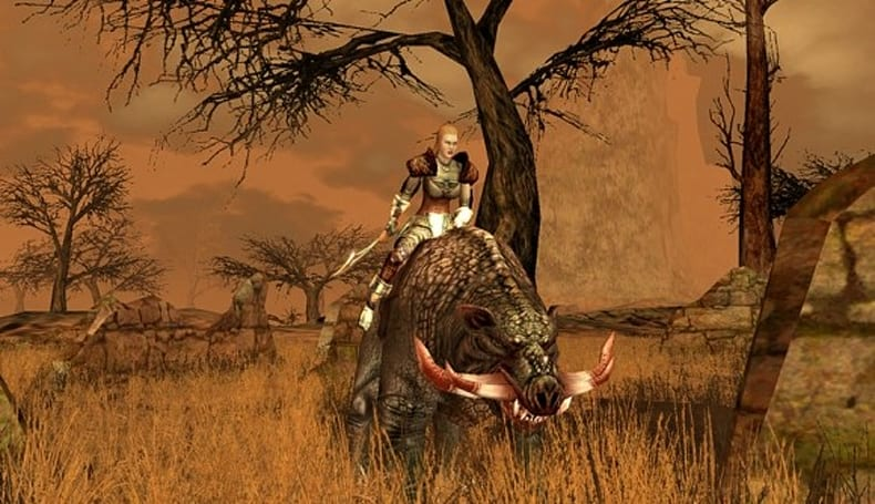 Darkfall ropes players back in with free gametime