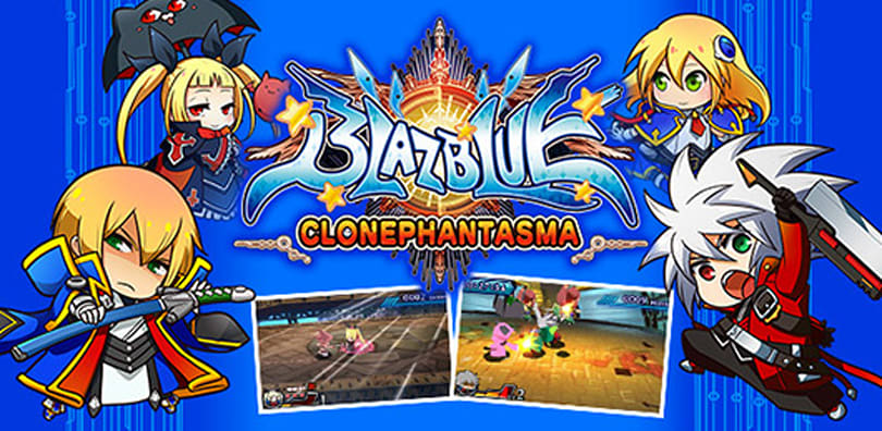 Adorable BlazBlue action spinoff hits 3DS this week