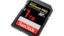 SanDisk outs the 'world's first' 1TB SD card