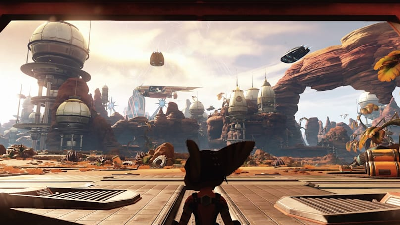 How 'Ratchet and Clank' preserves history by starting over