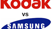 Kodak wins preliminary ruling in patent squabble with Samsung